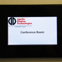 Hotel and Office Signage Get a Digital Makeover for the 21st Century